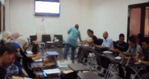 Les associations environnementales de la wilaya de Sidi Bel Abbes  partenaires avec le Conservatoire National des Formations à l'Environnement (C.N.F.E.)