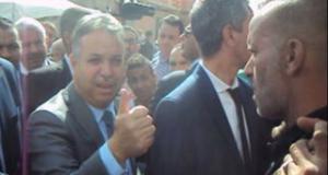 Le ministre de l'habitat  en visite d'inspection et de travail à Sidi Bel Abbés.