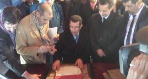 Sidi Bel Abbés encourage  l'investissement privé.