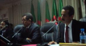 Le R.N.D. à la tête de   l' A.P.W. de Sidi Bel Abbés