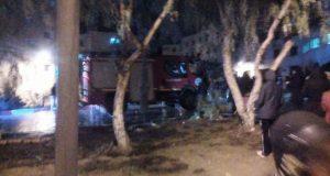 L'incendie du campus U.D.L. serait à l'origine d'une surcharge du compteur  électrique.