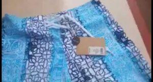 Des shorts avec des versets coraniques et le nom d'Allah sur le marché !