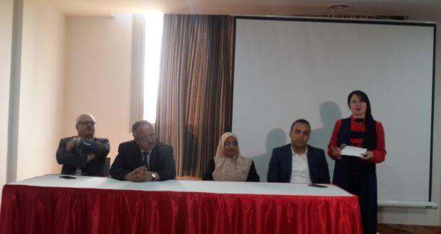 La Direction de la santé et de la population de Sidi Bel Abbés honore les journalistes.
