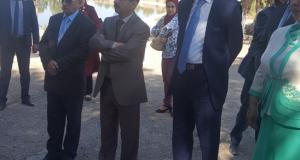 premiere sortie réussie du nouveau wali de Sidi Bel Abbes.
