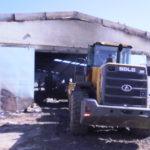 Mystère autour de l'Incendie  qui a ravagé hangar du tri sélectif du C.E.T. de Sidi Bel Abbes