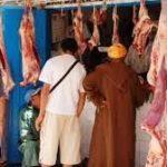 Saisie de 12 quintaux de  viande  avariée destinée au consommateur !