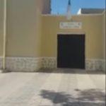 Paradoxe alarmant, un regard débordant devant le centre de santé et l'école «Djebbour Benali»à Hai Boumlik