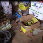 شرطة سيدي بلعباس تحجز كمية معتبرة من مادة العسل .