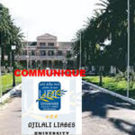 COMMUNIQUÉ : Soutenances de thèses entièrement  à Distances à l' U.D.L.  Sidi Bel Abbés