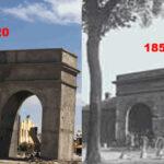 La «place millénium» ressuscite l'histoire douloureuse et controversée des portes garnisons de la ville forteresse de S.B.A: quelqu'un peut nous expliquer le pourquoi de ce choix?