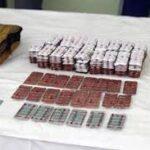 شرطة سيدي بلعباس تحجز 800 غرام من الكيف المعالج وتحجز 178 قرص مهلوس  و حجز 1.42 غرام من المخدرات