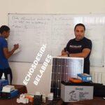 La chambre de l'artisanat  organise la 5 ème  cession de la formation Energie solaire photovoltaïque