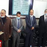Meksi Abdellah nouveau président de la chambre du commerce et de l'industrie de la Mekerra.