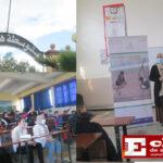 Le secteur de l'environnement sensibilise les élèves du C.E.M du nom du chahidHaouar Belabbes