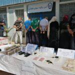 شرطة سيدي بلعباس تحجز 34 كلغ من الكيف المعالج.